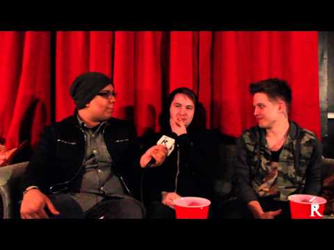 Abandon All Ships Interview | Malocchio | Incorporating EDM