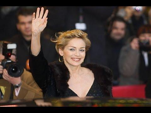Sharon Stone niega romance con Antonio Banderas