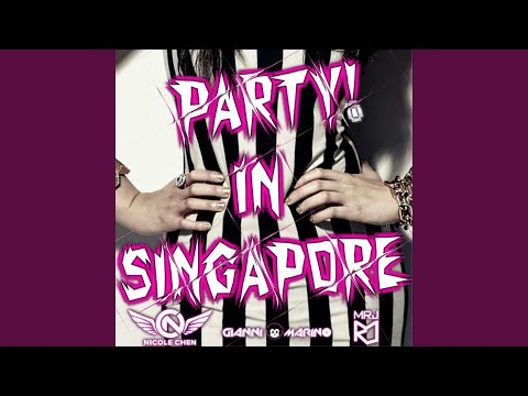 Party in Singapore (feat. MRJ)