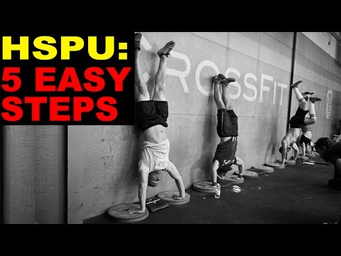 How To Do Handstand Pushups (5 Simple Drills)