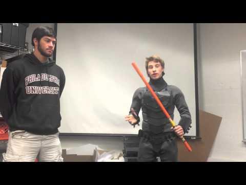 Combat Batsuit vs bat