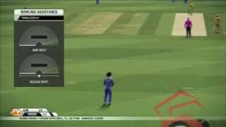 Don Bradman Cricket 14 - IPL Mumbai vs Chennai gameplay part 1 [HD]