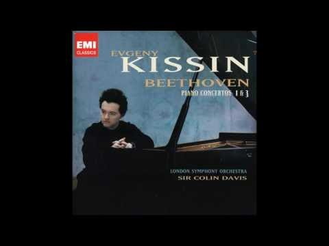 Beethoven, Piano Concerto No. 3 Op. 37 in C minor. Evgeny Kissin