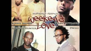 Koffee Brown vs Kenny Lattimore vs Alfonzo Hunter vs Dwele - Weekend Love (AudioSavage Mashup)
