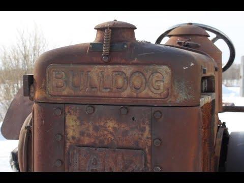 Lanz Bulldog 15-30 First Start in 60 years!!