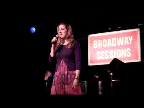 Julie Reiber sings