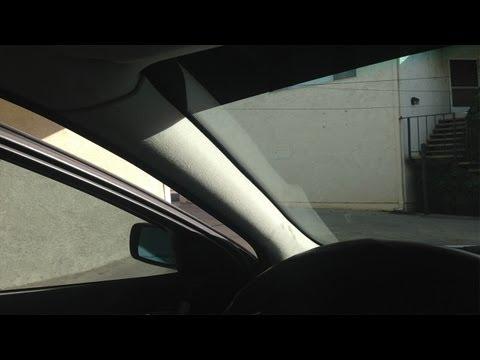 HOW TO Remove Driver Side Upper Trim Pillar 97-03 BMW 5-SERIES E39 528I 540I M5 M52