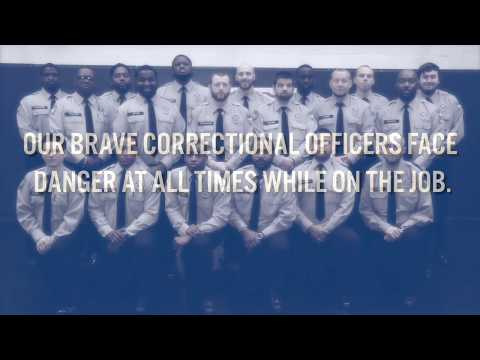 Correctional Officers in NC deserve respect