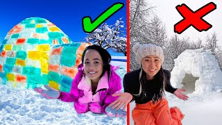 BEST IGLOO WINS!!