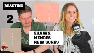 Reacting To Shawn Mendes New Songs Ft My Boyfriend