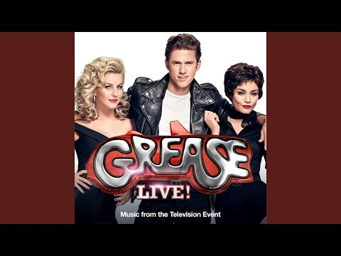 Greased Lightnin From Grease ! Music From The Television Event