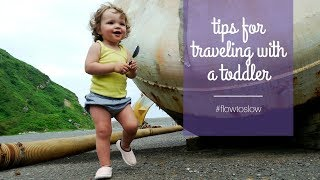 Toddler in a Van || Tips and what to take when traveling with a kid
