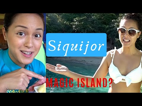Amanda Goes to Siquijor | My First Ever Travel Vlog!