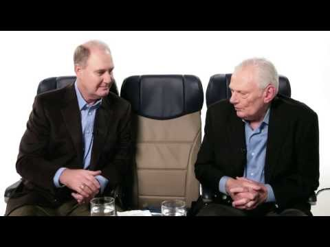 Southwest Airlines Legends Herb Kelleher and Gary Kelly talk Leadership