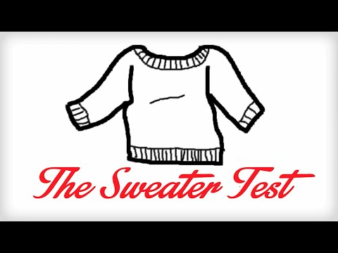 Eps 1 - The Sweater Test - The Tao of Wire