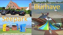 #268 - Seepark Burhave, Nordsee-Lagune Butjadingen und Spielscheune