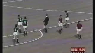 Campeonato Italiano 1979. Milan 2 x 1 Verona
