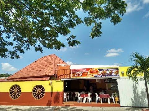 """Dónde Comer Mérida   en Restaurante """"Las Jaibas"""""""