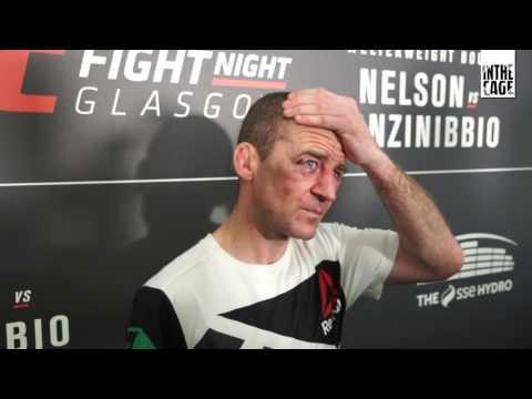 Neil Seery po UFC Glasgow
