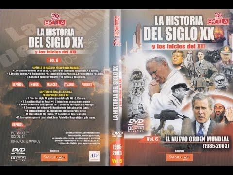 Historia del Siglo XX: 1985-2003 El Nuevo Orden Mundial