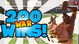"200 WARS WON IN ""YouTube General"" 