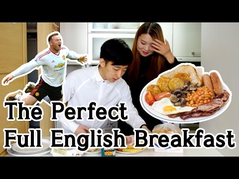 How to Make the Perfect Full English Breakfast (Fry-up) with Daye's Mmshik