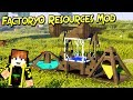 Factory0-Resources Mod | Nueva Forma De Extraer Recursos | Minecraft 1.12.2 | Review Español