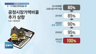 """[집중분석] 9·13 대책 종부세율 """"고강도 조치"""" vs """"아쉽다"""" 엇갈려"""