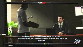 PES2012 Football Life (Master League) Commentary Walkthrough/Playthrough