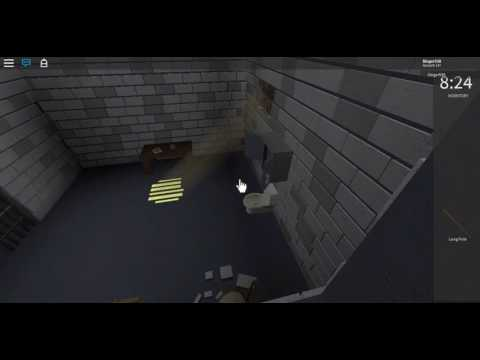 Roblox Escape Room - Prison Break Tutorial