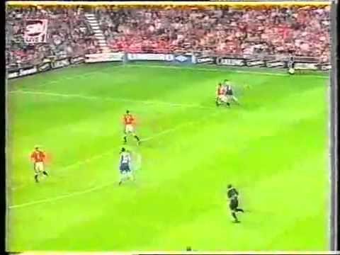 One of the best goals on Old Trafford - Lars Bohinen