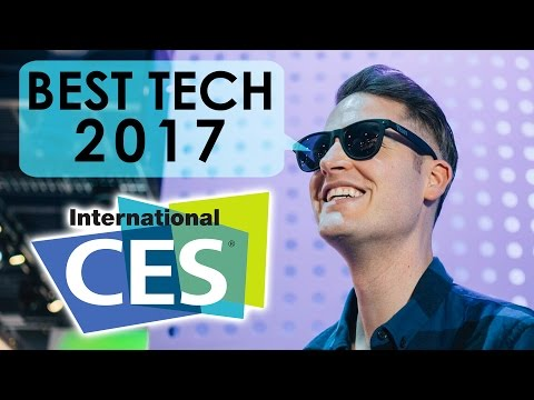 Best New Tech 2017 — Top 7 Gadgets You Need to Know About from CES 2017