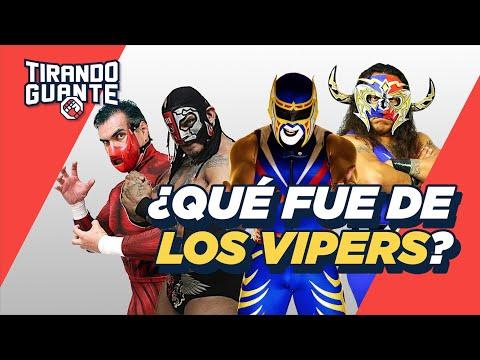 ¿Qué pasó con LOS VIPERS en la lucha libre? | Tirando Guante S1EP3