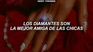 Normani & Megan Thee Stallion - Diamonds [Traducida al Español] (Birds Of Prey: The Album)