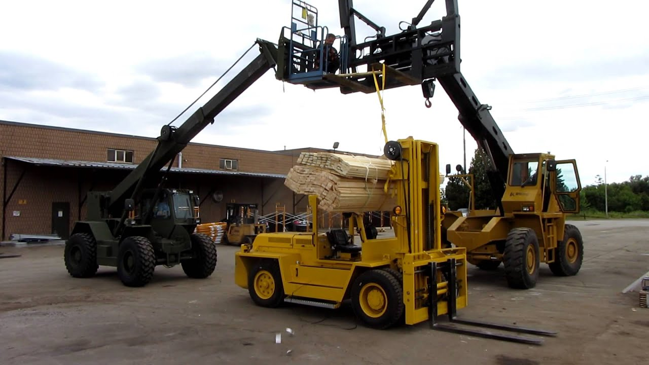 Manitex Liftking | Forklift Finder Service