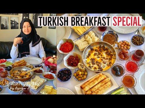 Special Turkish Breakfast