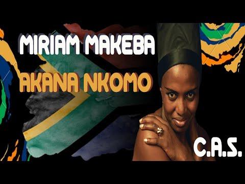 Miriam Makeba - Akana Nkomo (Los Caracoles)