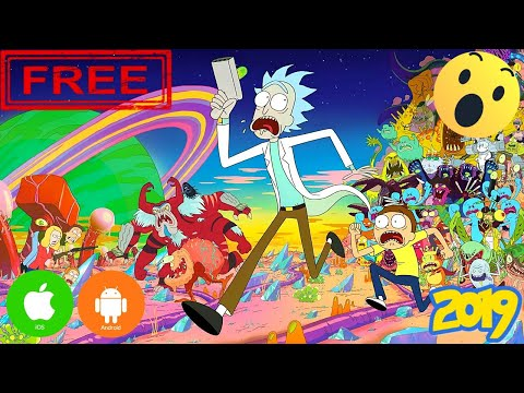 How to watch Rick and Morty for FREE in HD on Android or ios|Rick and Morty season 4