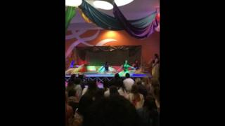 anu unilodge bollywood night 2016 davey lodge dance performance
