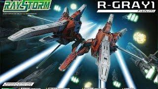 RayStorm (Arcade/Taito/1996 R-Gray 1) [720p]