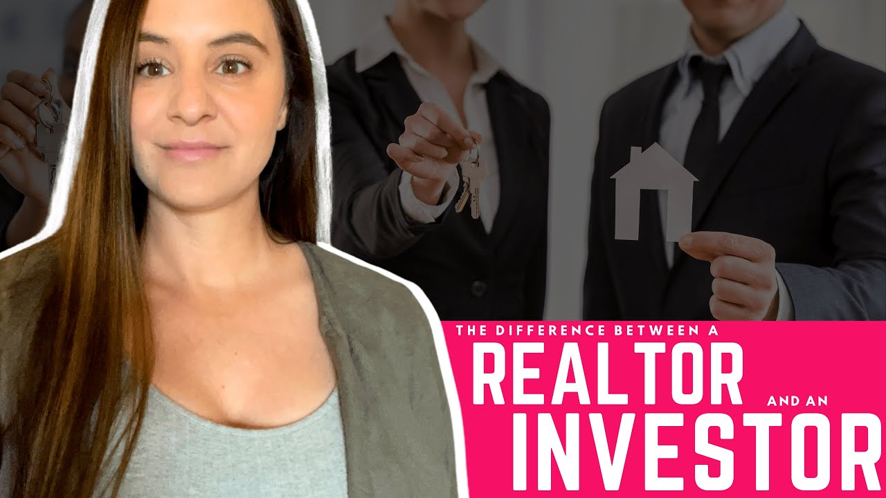The Difference Between a Realtor and an Investor   Mrs. Property Solutions