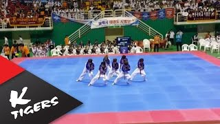 Little Tigers [Danger - BTS] 리틀타이거즈의 [댄저 - 방탄소년단]