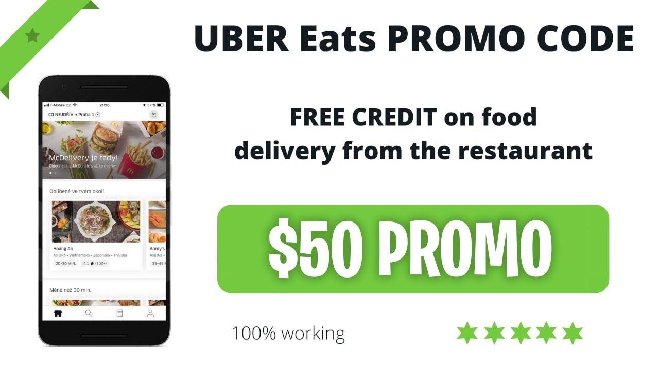 uber eats buy one get one free promo code