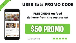 FREE Uber Eats Promo Code ✅ How to Eat for free - Uber Eats Coupon and