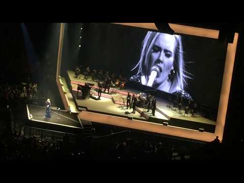 Adele One And Only Live NYC 9/19/16