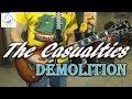 The Casualties - Demolition - Guitar Cover (Tab in description!)