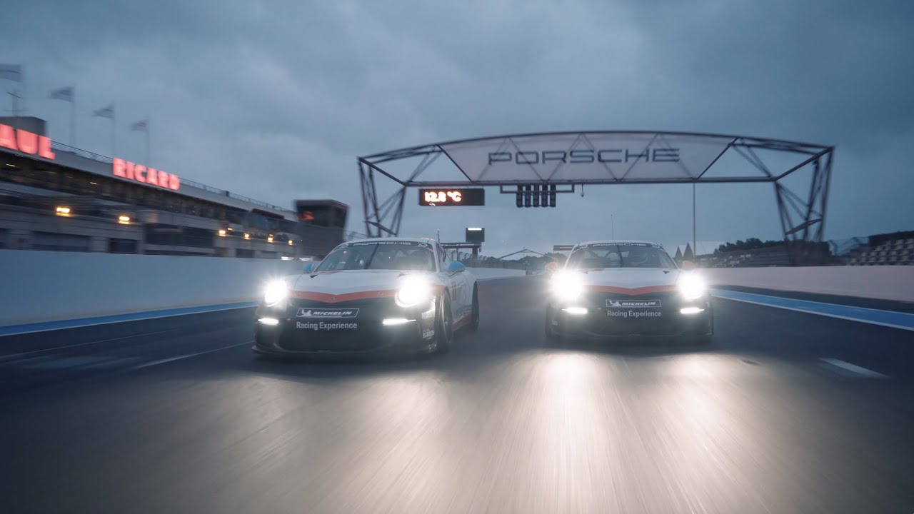 Porsche Racing Experience Level 1: Intense preparation for your first racing season