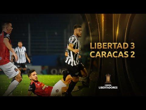 Libertad Caracas Goals And Highlights