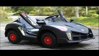 子供乗用ラジコン 超スーパーカー(おもちゃ)