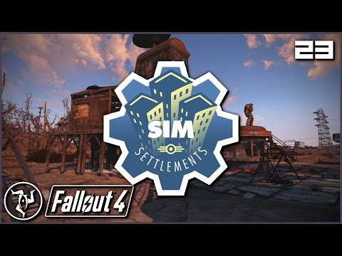 Captain Industry | Fallout 4 Sim Settlements Episode 23 (Modded)